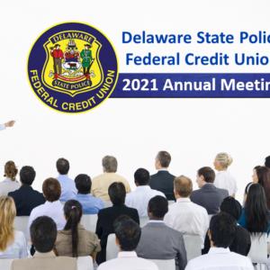 2021 DSPFCU Annual Meeting